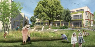 Groot cohousingproject op Eksterlaar: 23 gezinnen delen atelier, 'waskot', sauna, tuin en vergaderzaal