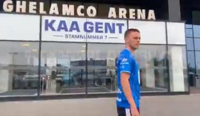 Officieel: AA Gent plukt Alexandre De Bruyn nu ook weg bij STVV