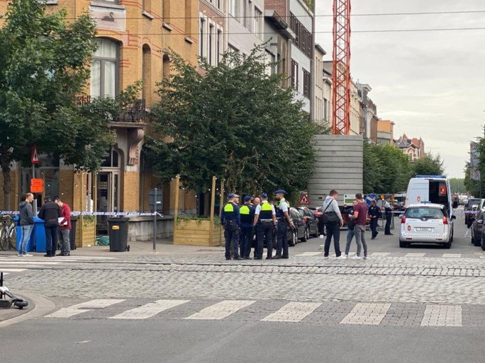 Granaat ontploft in Volkstraat op het Antwerpse Zuid