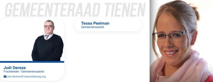 Tessa Peelman in de gemeenteraad