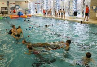 Opening zwembad uitgesteld