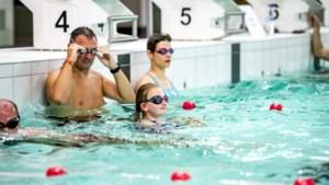 50 zwemmers duiken 'coronaproof' Kapermolenbad in