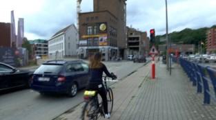 Fietsers mogen vanaf nu op vijf kruispunten in Leuven door het rood fietsen