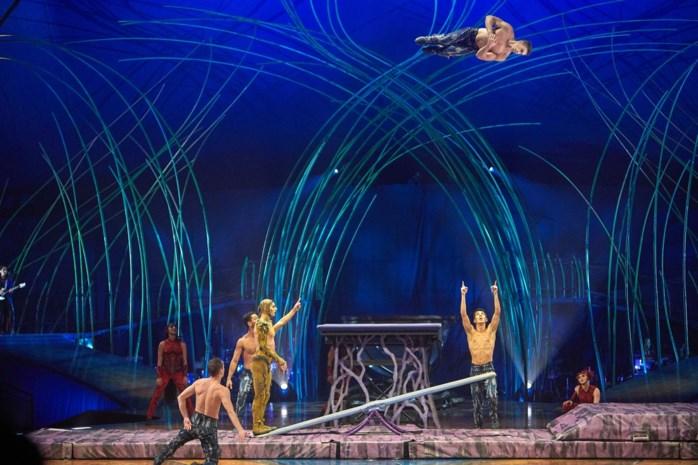"""Danny (31) reist al jaren de wereld rond met Cirque du Soleil, maar nu staat ook hij op straat:""""Maar ik train nog iedere dag"""""""
