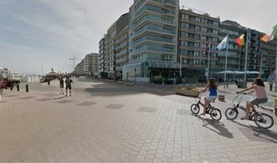 Zeedijk in Knokke-Heist voor het eerst verkeersluw