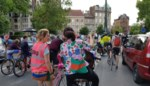 Eerste Kidical Mass is schot in de roos