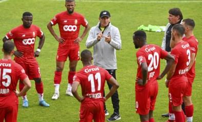 Standard wint in eerste match in België sinds het uitbreken van corona met 5-0 tegen Waremme
