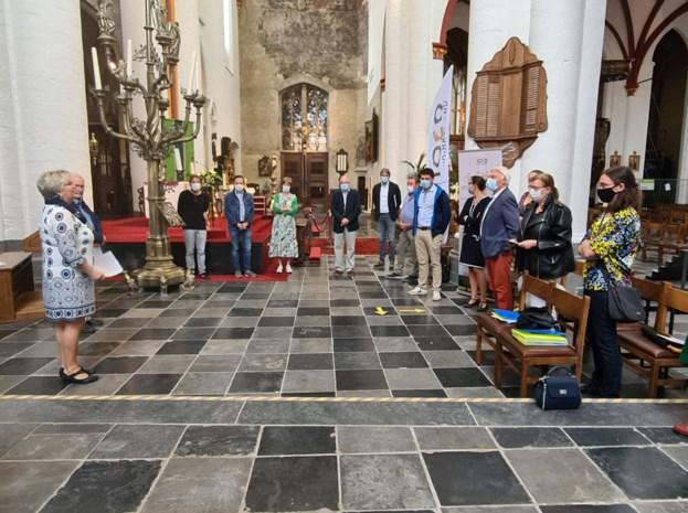 Sint-Leonardus ontvangt individueel, maar ook gezinnen deze zomer kunnen genieten