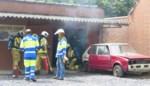 Hoogspanningscabine ontploft in garage, buurt even zonder elektriciteit