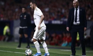 """Zidane predikt kalmte rond Eden Hazard: """"Hij zal snel weer heel goed zijn"""""""
