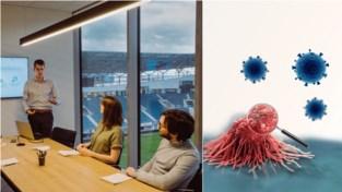 Gentse start-up werkt vanuit Ghelamco Arena met succes aan vaccin tegen corona