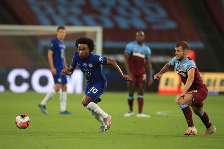 Youri Tielemans en Dennis Praet gooien plek in de top drie te grabbel bij Everton