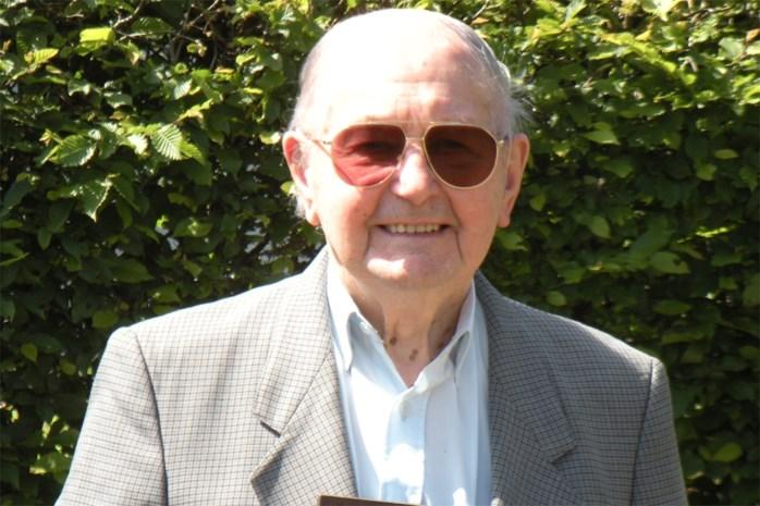 Oud-strijder Albert Van Raemdonck wordt 104