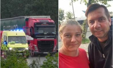 Pedro (42) doet rijdende vrachtwagen stoppen, maar kan chauffeur niet meer redden