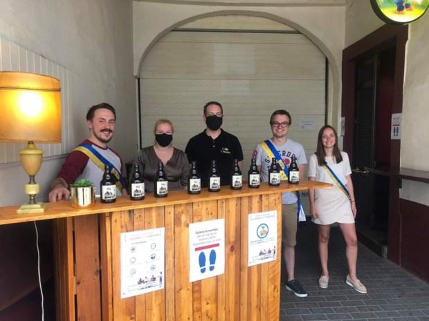 Studentenclub verkoopt Promiele-bier en steunt jongeren met moeilijke thuissituatie