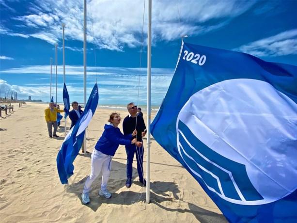 """Zeewater aan Belgische kust van zo'n goede kwaliteit dat kustgemeenten er internationale vlag voor mogen hijsen: """"Een historisch moment"""""""
