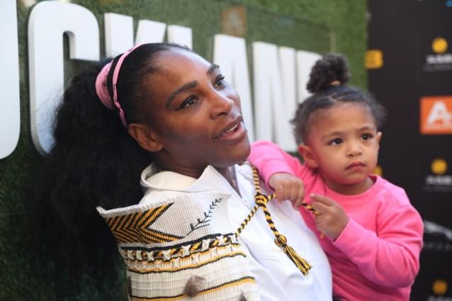 """Coach Serena Williams twijfelt aan US Open: """"Denk niet dat het gaat lukken"""""""