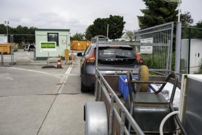 Recyclageparken blijven ook na corona werken met reservaties