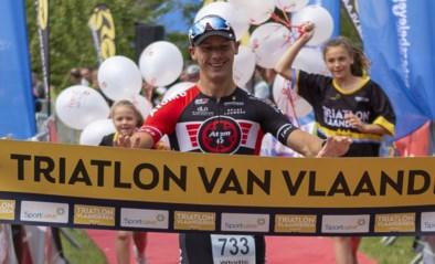 Geen podium, geen fans, geen muziek: zo gaat dit weekend de eerste triatlon door in Vlaanderen