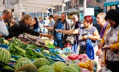 Markt Beringen verhuist tijdelijk door wegenwerken in centrum