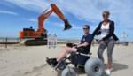 Eerste elektrische strandstoel zorgt voor meer comfort