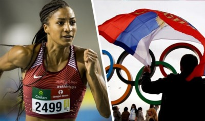 Waarom de uitsluiting van de Russische atleten op kampioenschappen en Olympische Spelen goed nieuws is voor Nafi Thiam