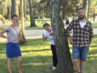 Stefanie, Roel en Hanne bieden met Camping Jardin verrassende vakantie in eigen stad