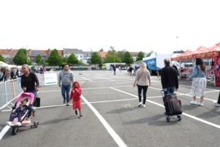 Zaterdagmarkt breidt uit naar Keizersplein