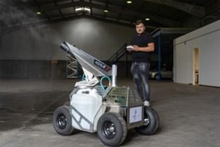 """Gentse 'Marsrobot' gaat strijd aan met corona: """"Ideaal voor ziekenhuizen"""""""