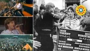 'One love' in Werchter: hoe U2 in België doorgroeide tot grootste rockgroep ter wereld
