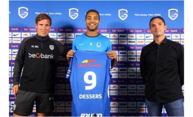 """KRC Genk stelt Cyriel Dessers voor: """"Altijd al een droom geweest om hier te spelen"""""""