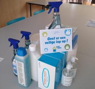 Halle stuurt jeugdverenigingen op kamp met gratis hygiënepakket