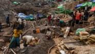 Meer dan 100 doden door aardverschuiving in Myanmar