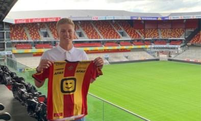 KV geeft contract aan jeugdproduct Bas Van den Eynden