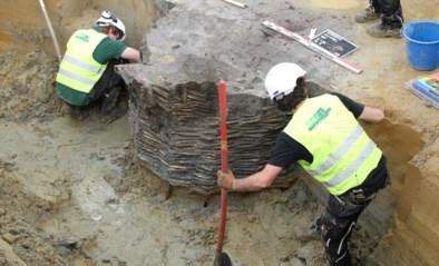 """Archeologen leggen 2.000 jaar oude Romeinse waterput bloot: """"We dachten dat het om een kuil ging"""""""