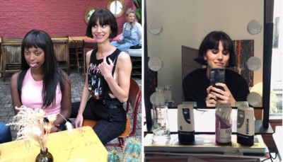 Samen, maar toch apart: Lize Feryn start met opnames nieuwe VTM-reeks 'brak'