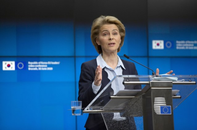 """Onderhandelingen over historisch Europees relanceplan in hogere versnelling: """"Moeten alle Europeanen tonen dat we klaar zijn om te handelen"""""""
