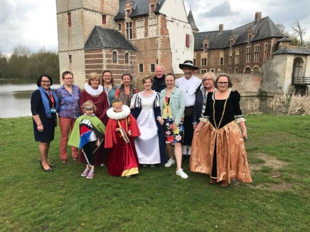 Horstgenootschap houdt geschiedenis van kasteel Horst levendig