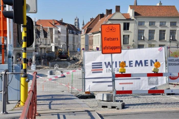 Brugge wapent zich tegen droogteperiodes: opgepompt water vloeit niet langer riool in