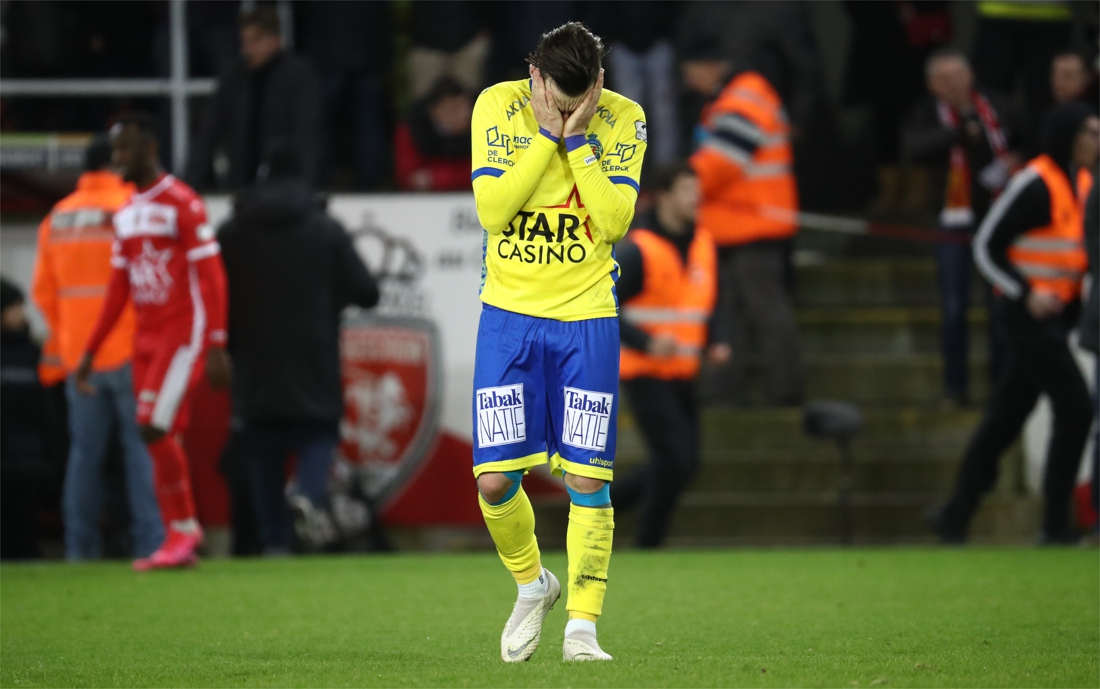 Waasland Beveren Unsuccessful In Belgian Competition World Today News
