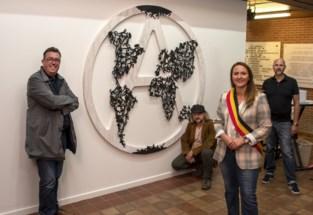 Nieuw kunstwerk als steun voor cultuur en sport
