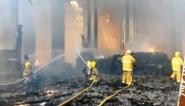 Enorme brand vernielt Thais paleis van 56 miljoen euro