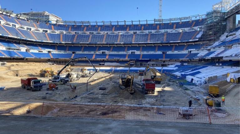 Madrileense voetbalhart bloedt: laatste muur van Estadio Vicente Calderón gesloopt (en bij Real doen ze ontdekking tijdens renovatie)