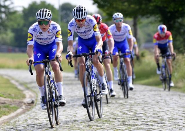 """Deceuninck - Quick-Step met Evenepoel en Lampaert in Ronde van Burgos: """"Zo snel mogelijk dat koersgevoel terug in de benen"""""""