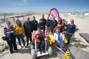 Ook minder mobiele badgasten welkom op strand van Zeebrugge