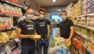 """Naar de winkel met Jasper Stuyven en Edward Theuns in Livigno: """"Renners blijven eten tot alles op is"""""""