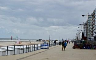 Druktebarometer van de kust al 300.000 keer aangeklikt