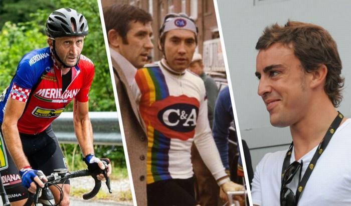 Is Manuela Fondación de zoveelste wielerspookploeg? Van Eddy Merckx tot Fernando Alonso: ook deze ploegen kwamen nooit van de grond