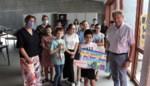 Leerling Sint-Pietersschool wint publieksprijs Lions Vredesposter