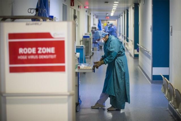 Corona-uitbraak op afdeling geriatrie van ZNA Jan Palfijn in Merksem